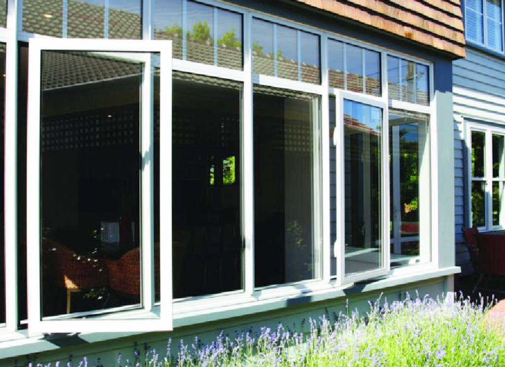 Lincoln Glass Awning Casement Windows With Lincoln Glass